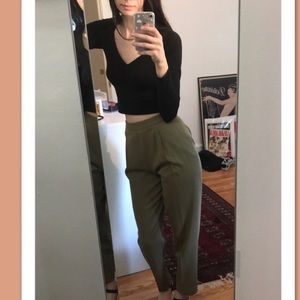 BURBERRY Size 4 Trousers